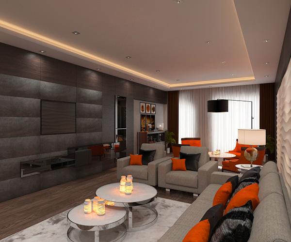 professional home interiors dubai